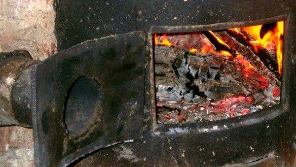 Помните, эксплуатация печи пожароопасна
