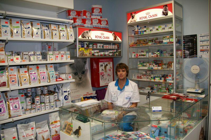 Многие ветаптеки предлагают приобрести зарубежные аналог