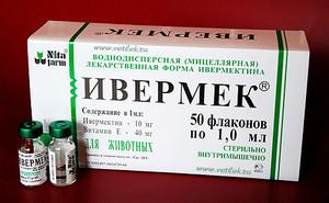 Действие препарата Ивермек
