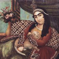 персидские легенды о кошках