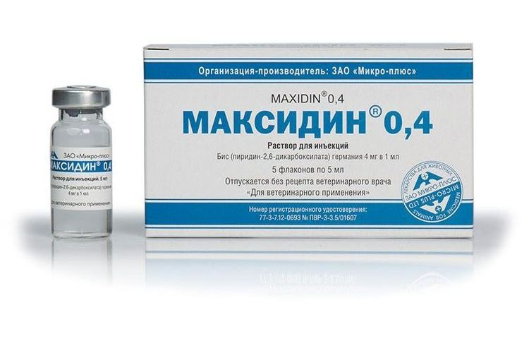 Максидин 0.4