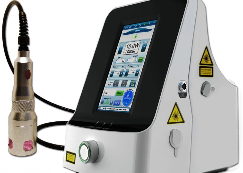 Прибор для лазерной терапии